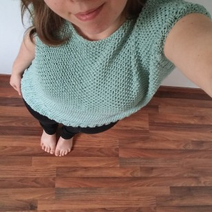 dill tee we are knitters aquamarine 13
