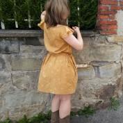 robe jaune morue 4