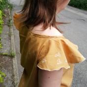robe jaune morue 9