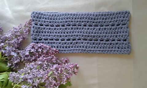 snood bleu chouette kit bride crochet morue 2