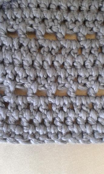 snood bleu chouette kit bride crochet morue 7