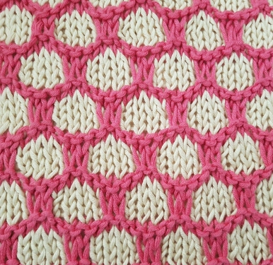 bee blanket we are knitters knit cotton malabar couverture abeille naissance chat bébé 5