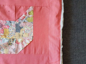 couverture plaid blanket chouette kit cat patch chat patchwork liberty sew couture 10