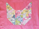 couverture plaid blanket chouette kit cat patch chat patchwork liberty sew couture 17b