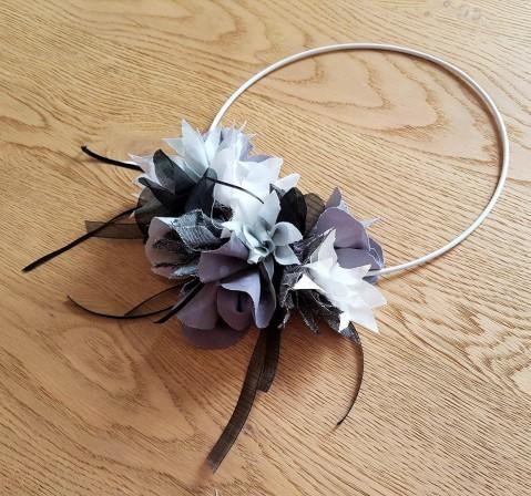 couronne fleurs flower tissu couture sew mondial tissus atelier ikea toto swap 4