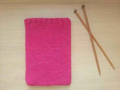 vieille morue atelier créatif tricot girly etui pochette netbook ordinateur tablette liseuse torsade 4