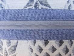 sac bowling bandouillère chouette kit toile ananas biais zip tissu couture sport diy morue 4