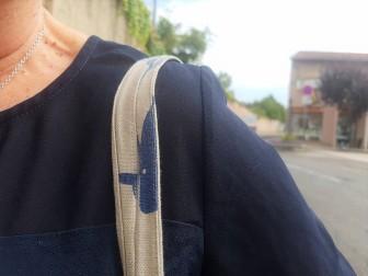 chouette kit sac cabas baleine toile tissu couture sew fabric mode vieille morue 4