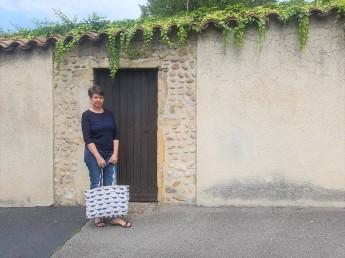 chouette kit sac cabas baleine toile tissu couture sew fabric mode vieille morue 7