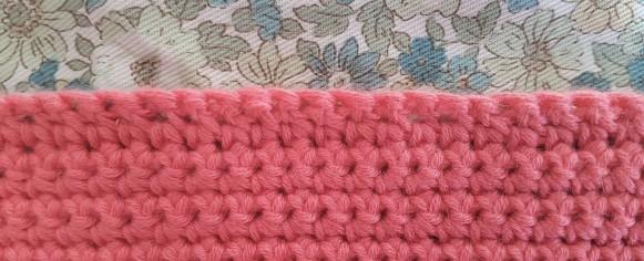 vieille morue mini cartable trousse pochette crochet maille serrée isabelle kessedjian mondial tissu rico design coton 3