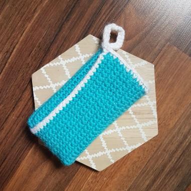 altaya mon atelier crochet magazine fascicule simply stylish étui téléphone portable porte carte vieille morue 2