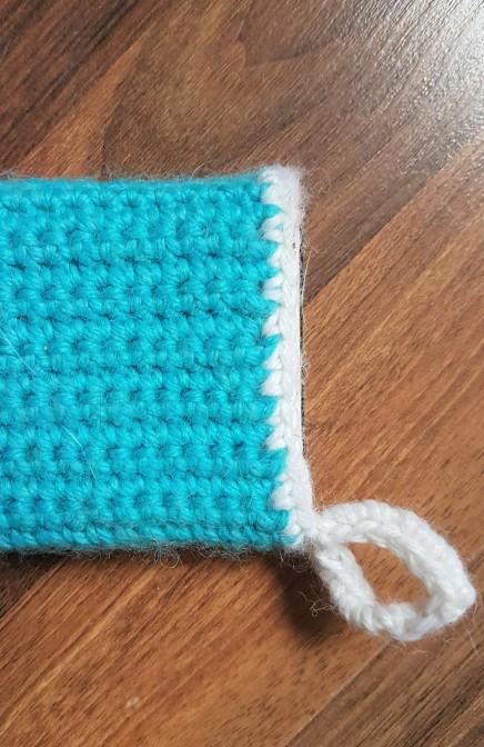 altaya mon atelier crochet magazine fascicule simply stylish étui téléphone portable porte carte vieille morue 3
