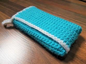altaya mon atelier crochet magazine fascicule simply stylish étui téléphone portable porte carte vieille morue 6