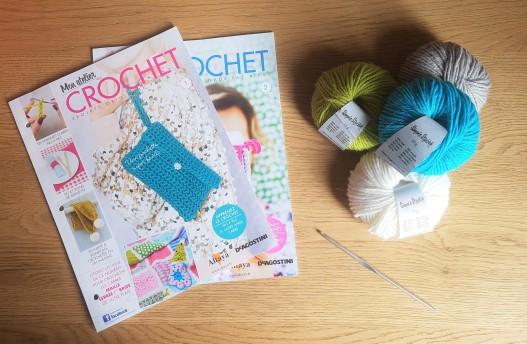 altaya mon atelier crochet magazine fascicule simply stylish vieille morue 1