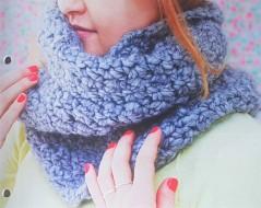 altaya mon atelier crochet magazine fascicule snood texturé vieille morue