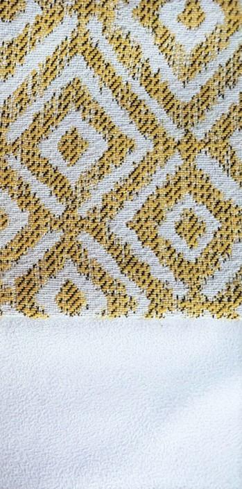 pochette mila mouna sew vieille morue kit couture mode aztèque géométrique suédine jacquard 10