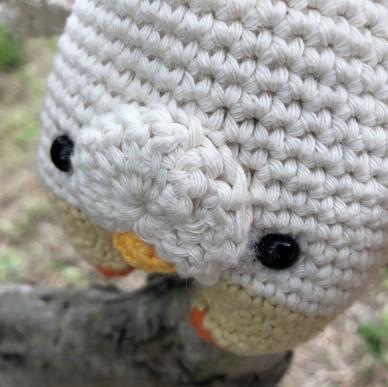 amigurumi chuck lalylala seasons easter paques poussin crochet paris drops we are knitters pima vieille morue 8