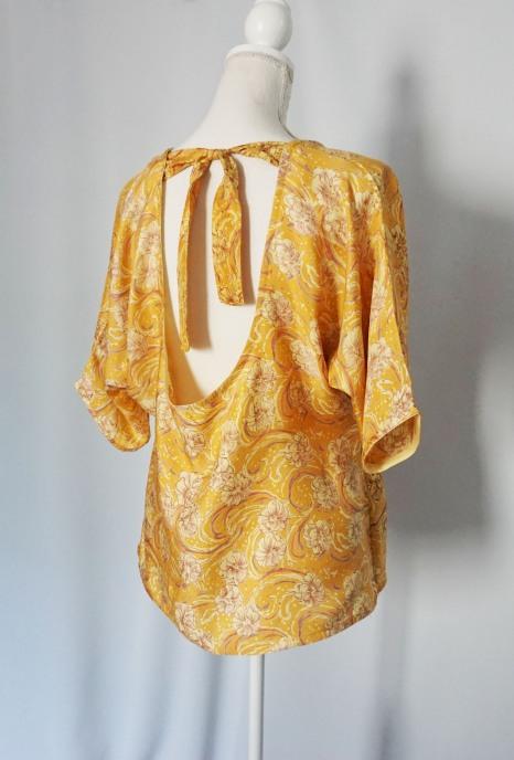 couturette blouse top combi assia dos noeud soie vieille morue 2
