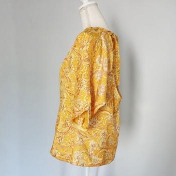 couturette blouse top combi assia dos noeud soie vieille morue 4