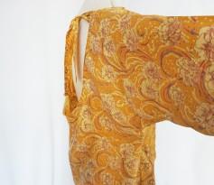 couturette blouse top combi assia dos noeud soie vieille morue 6