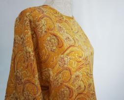 couturette blouse top combi assia dos noeud soie vieille morue 8