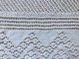 chale bord de mer petit bout de moi shawl vieille morue dentelle lace tricot knit drops alpaga 10