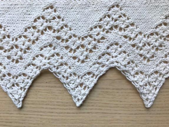 chale bord de mer petit bout de moi shawl vieille morue dentelle lace tricot knit drops alpaga 11