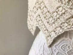 chale bord de mer petit bout de moi shawl vieille morue dentelle lace tricot knit drops alpaga 14
