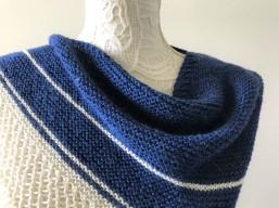 chale bord de mer petit bout de moi shawl vieille morue dentelle lace tricot knit drops alpaga 8