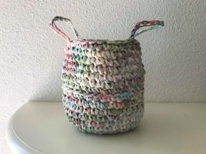 fée du tricot crochet panière thaïlandaise creative paper rico design fil papier vieille morue 6