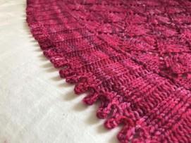 chale shawl amélia petit bout de moi dentelle tricot vieille morue 11