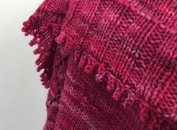 chale shawl amélia petit bout de moi dentelle tricot vieille morue 18