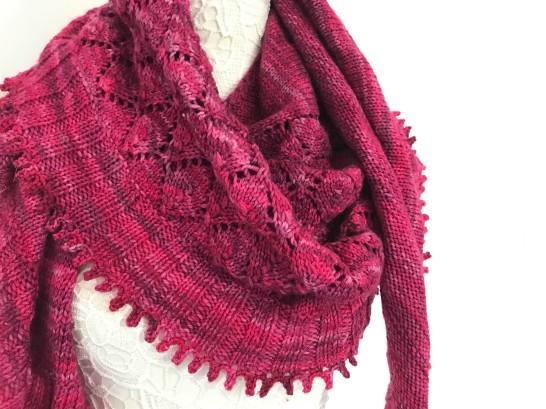 chale shawl amélia petit bout de moi dentelle tricot vieille morue 4