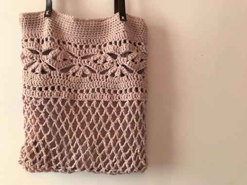 sac weaves bag crochet chouette kit drops paris vieille morue 2