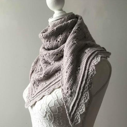 chale shawl victoria cherryheat sandra paul fonty bb mérinos laine crochet vieille morue 11