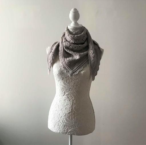 chale shawl victoria cherryheat sandra paul fonty bb mérinos laine crochet vieille morue 9