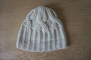 chouette kit crochet ensemble bonnet mitaines snood point de vannerie scott calendrier avent cotton merino concept katia vieille morue 4