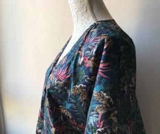 chouette kit jardin d hiver ck 35 blouse rosie fronces boutons vieille morue 13