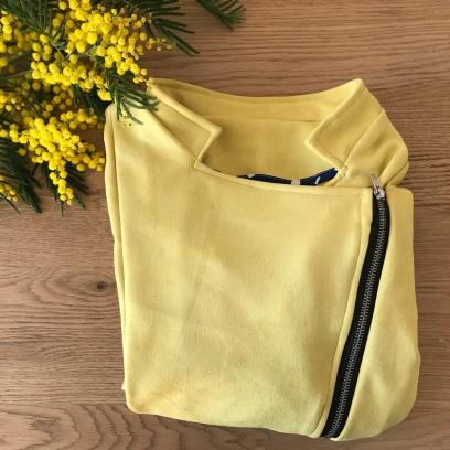perfecto coco craftine box octobre 2018 suédine jaune vieille morue 1