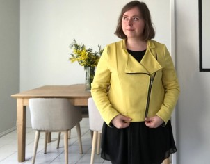 perfecto coco craftine box octobre 2018 suédine jaune vieille morue 15