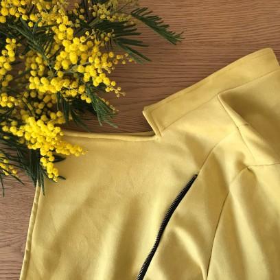 perfecto coco craftine box octobre 2018 suédine jaune vieille morue 4