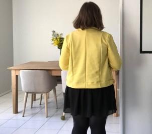 perfecto coco craftine box octobre 2018 suédine jaune vieille morue 7