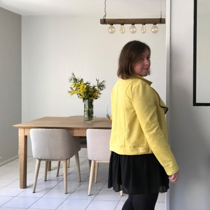 perfecto coco craftine box octobre 2018 suédine jaune vieille morue 9