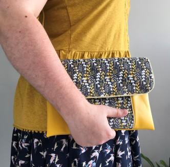 pochette sac sacha passepoil petit patron toto atelier de la création coton simili vieille morue 10