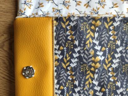 pochette sac sacha passepoil petit patron toto atelier de la création coton simili vieille morue 4