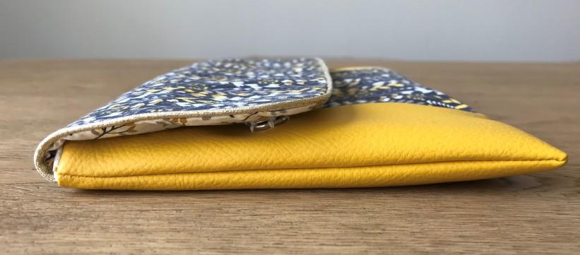 pochette sac sacha passepoil petit patron toto atelier de la création coton simili vieille morue 6