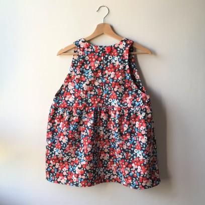 top panama maison fauve concours couture sew mondial tissu passepoil fronces t46 vieille morue 13