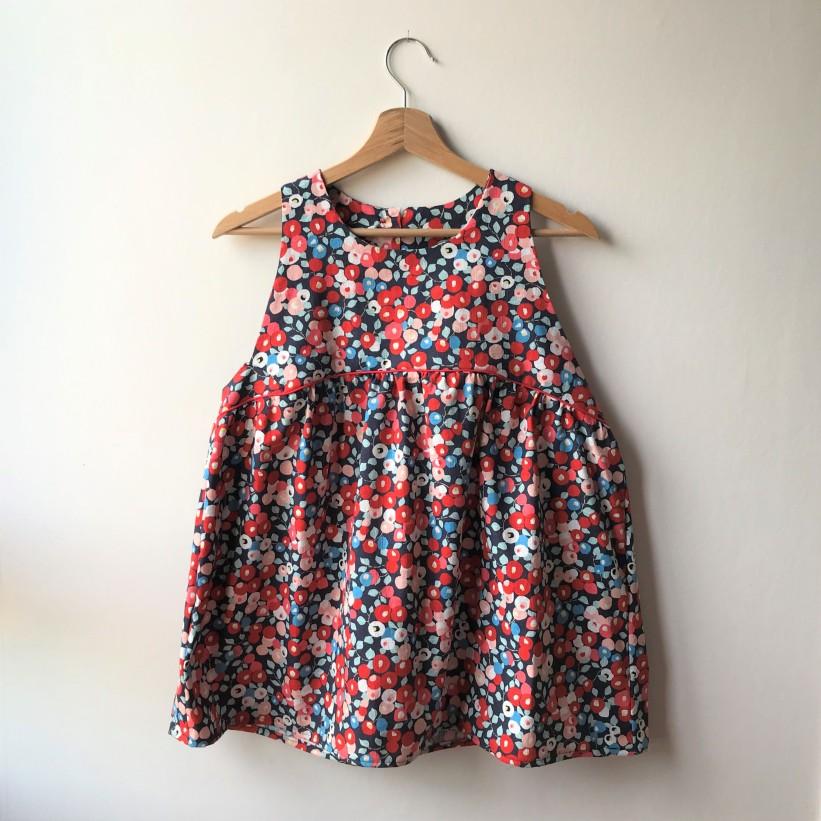 top panama maison fauve concours couture sew mondial tissu passepoil fronces t46 vieille morue 7