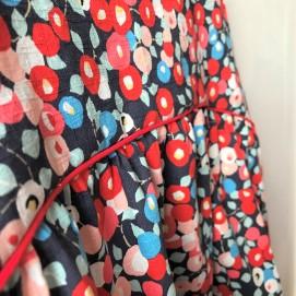 top panama maison fauve concours couture sew mondial tissu passepoil fronces t46 vieille morue 9