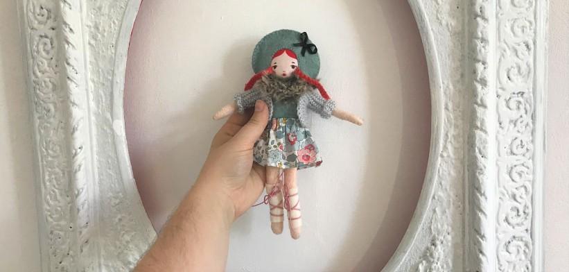 adele nun studio c'est dimanche poupée feutrine couture main liberty vieille morue 10